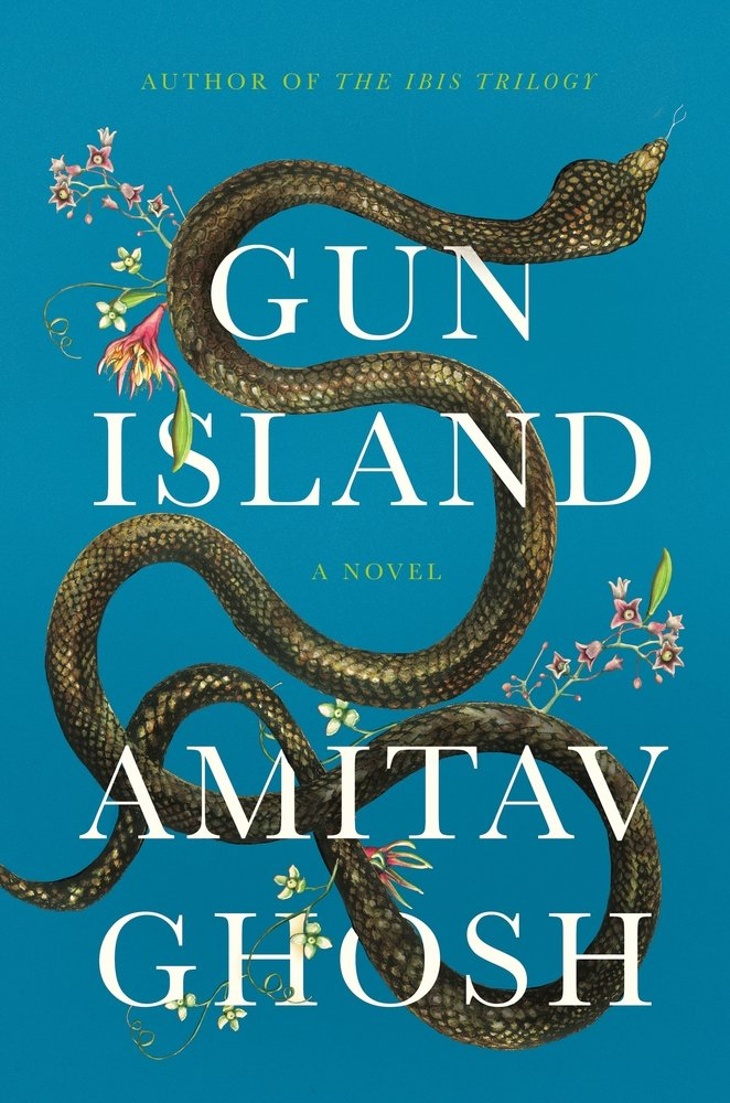 Gun Island, by Amitav Ghosh